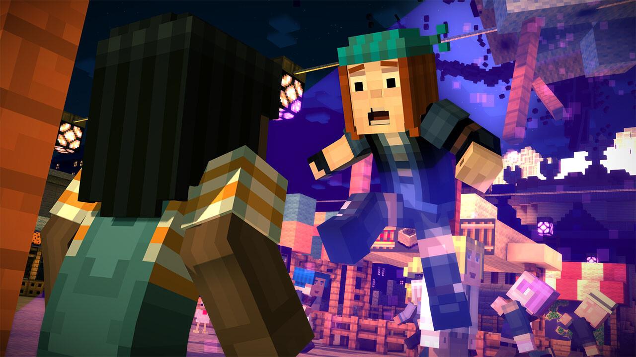 Minecraft Story Mode A Telltale Games Series Spiele Download - Minecraft spielen mac