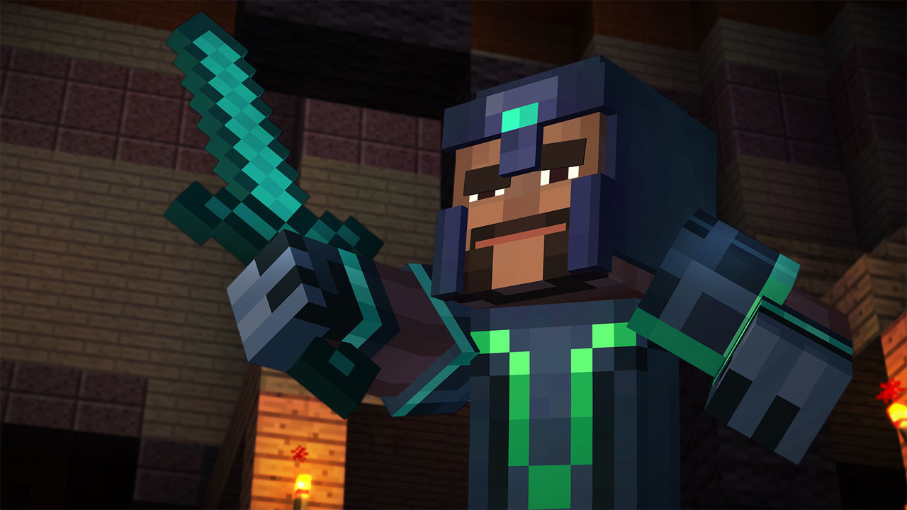 Minecraft Story Mode A Telltale Games Series Spiele Download - Minecraft spiele zum downloaden