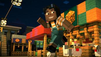 Screenshot1 - Minecraft: Story Mode - A Telltale Games Series