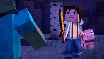 Screenshot2 - Minecraft: Story Mode - A Telltale Games Series