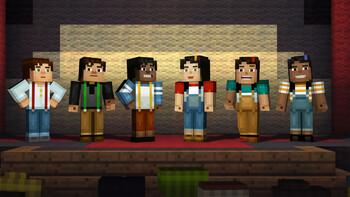 Screenshot3 - Minecraft: Story Mode - A Telltale Games Series
