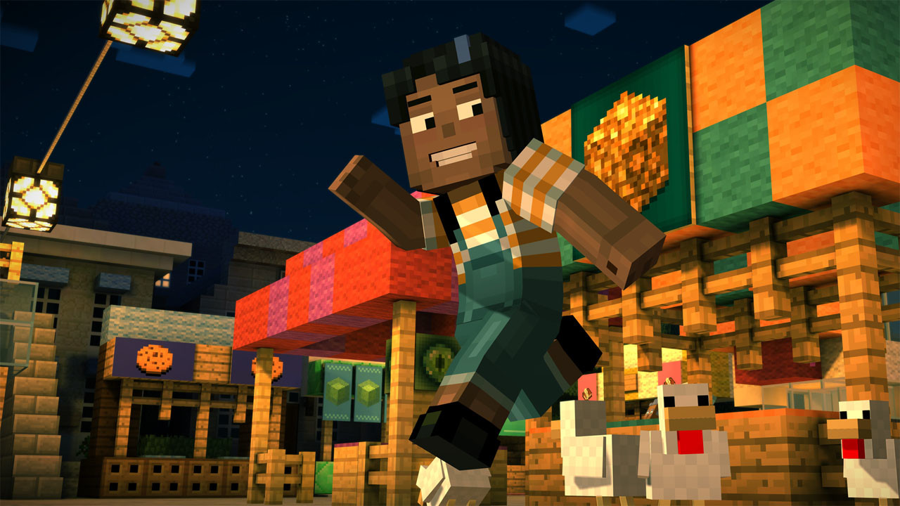 Minecraft: Story Mode Episode 1 + 2 + 3+4 Cracked For PC