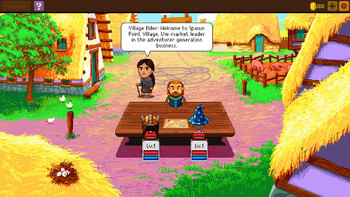 Screenshot6 - Knights of Pen & Paper 2