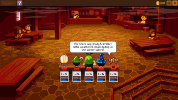 Screenshot1 - Knights of Pen & Paper 2