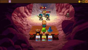 Screenshot2 - Knights of Pen & Paper 2