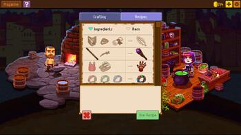 Screenshot3 - Knights of Pen & Paper 2