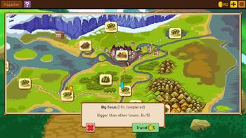 Screenshot5 - Knights of Pen & Paper 2