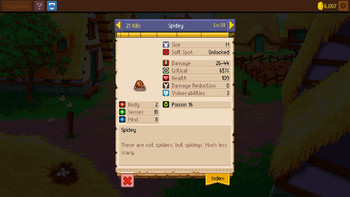 Screenshot2 - Knights of Pen & Paper 2 - Here Be Dragons