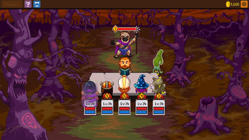Screenshot5 - Knights of Pen & Paper 2 - Here Be Dragons