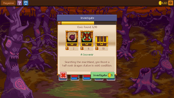 Screenshot6 - Knights of Pen & Paper 2 - Here Be Dragons