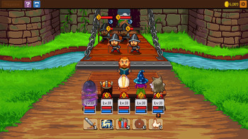 Screenshot7 - Knights of Pen & Paper 2 - Here Be Dragons