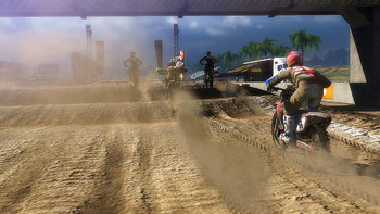 Screenshot1 - MX vs. ATV Supercross Encore