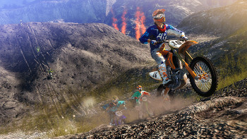 Screenshot4 - MX vs. ATV Supercross Encore