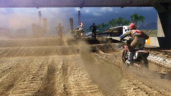 Screenshot1 - MX vs. ATV Supercross Encore