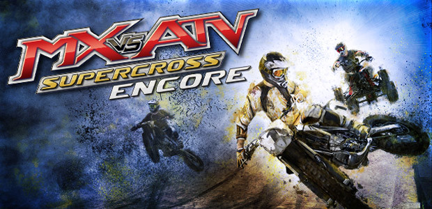 MX vs. ATV Supercross Encore - Cover / Packshot