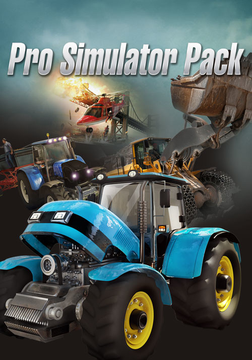 Pro Simulator Pack - Cover