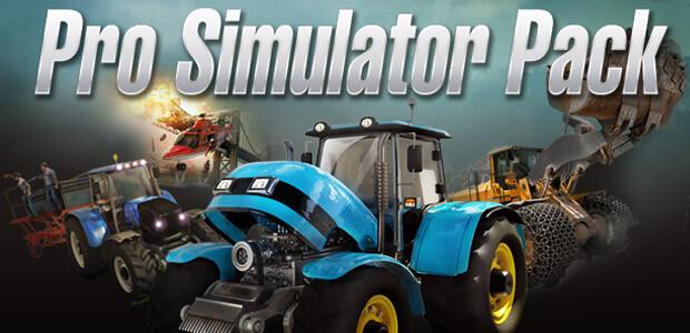 Pro Simulator Pack - Cover / Packshot