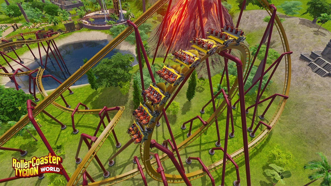 Roller coaster tycoon 1 free download full version for pc