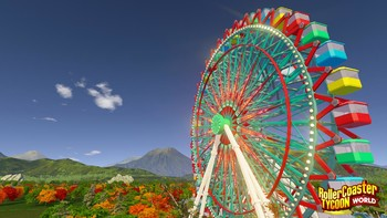 Screenshot5 - RollerCoaster Tycoon World Deluxe Edition