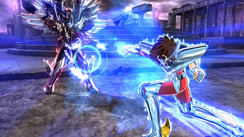 Screenshot4 - Saint Seiya: Soldiers' Soul