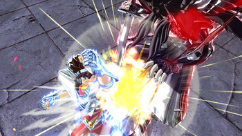 Screenshot5 - Saint Seiya: Soldiers' Soul
