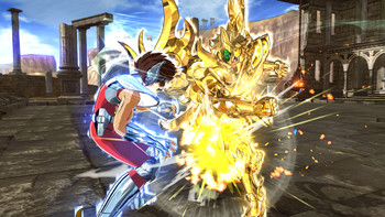 Screenshot7 - Saint Seiya: Soldiers' Soul