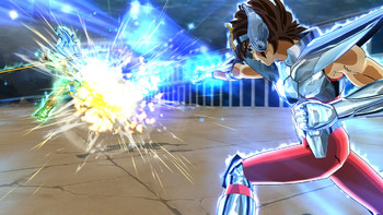 Screenshot1 - Saint Seiya: Soldiers' Soul