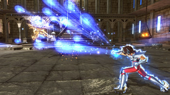 Screenshot6 - Saint Seiya: Soldiers' Soul