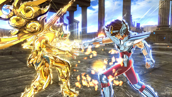 Screenshot8 - Saint Seiya: Soldiers' Soul