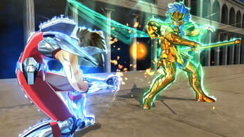 Screenshot9 - Saint Seiya: Soldiers' Soul