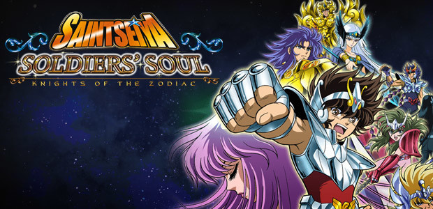 Saint Seiya: Soldiers' Soul - Cover / Packshot