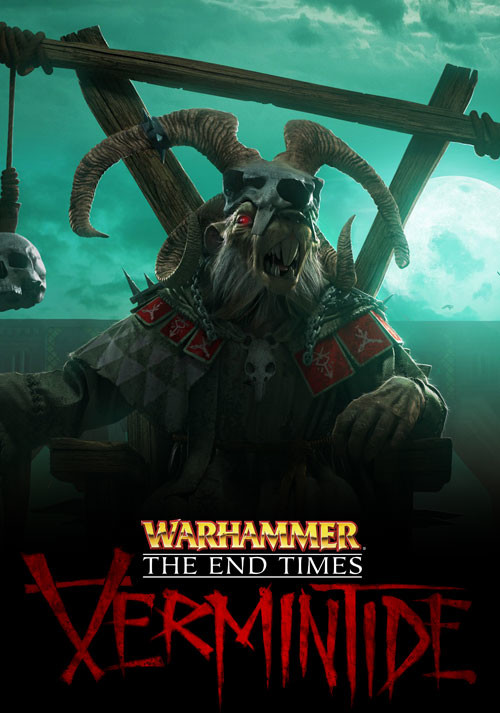 Warhammer: End Times - Vermintide - Cover / Packshot