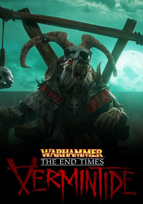 Warhammer: End Times - Vermintide - Cover / Packshot