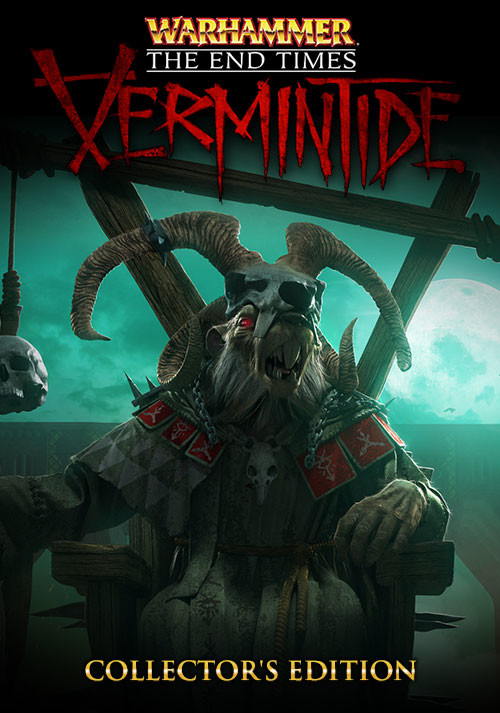 Warhammer: End Times - Vermintide Collector's Edition - Cover