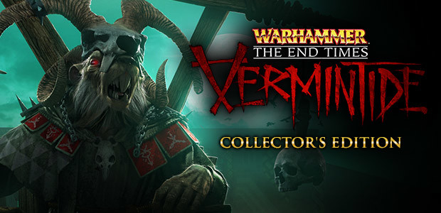 Warhammer: End Times - Vermintide Collector's Edition - Cover / Packshot