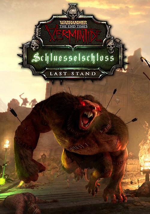 Warhammer: End Times - Vermintide Schluesselschloss - Cover