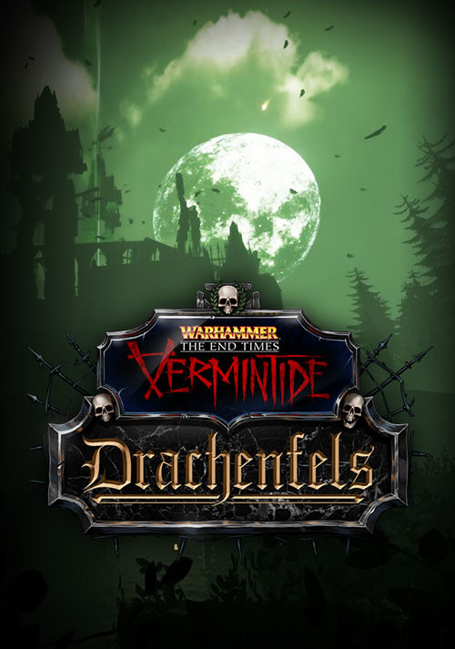 Warhammer: End Times - Vermintide Drachenfels - Cover