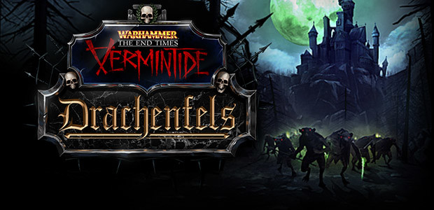 Warhammer: End Times - Vermintide Drachenfels - Cover / Packshot