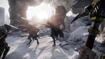 Screenshot4 - Warhammer: End Times - Vermintide Karak Azgaraz