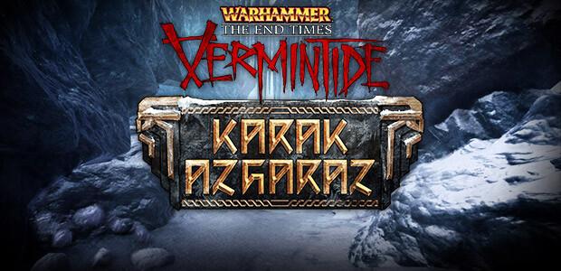 Warhammer: End Times - Vermintide Karak Azgaraz - Cover / Packshot