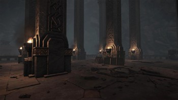 Screenshot8 - Warhammer: End Times - Vermintide Karak Azgaraz