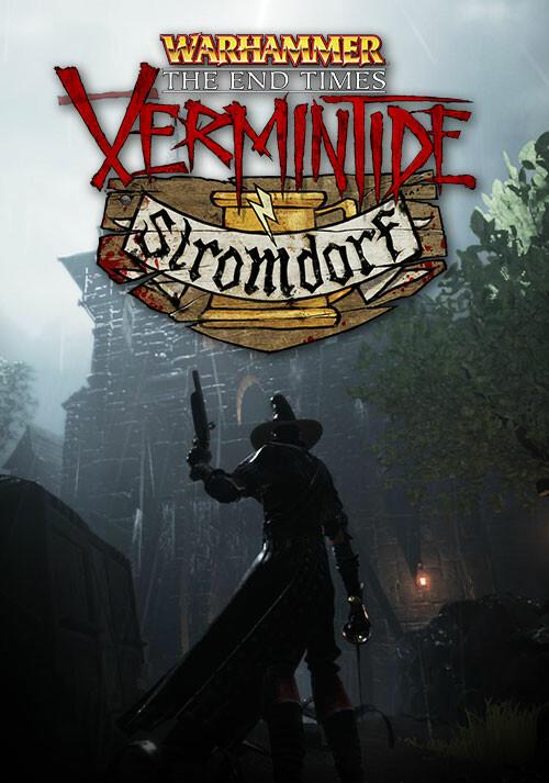 Warhammer: End Times - Vermintide Stromdorf - Cover / Packshot