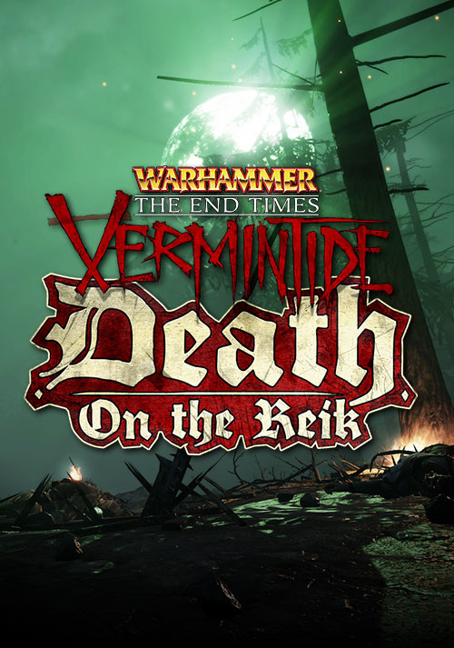 Warhammer: End Times - Vermintide Death on the Reik - Cover