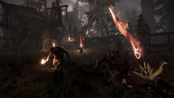 Screenshot1 - Warhammer: End Times - Vermintide Death on the Reik