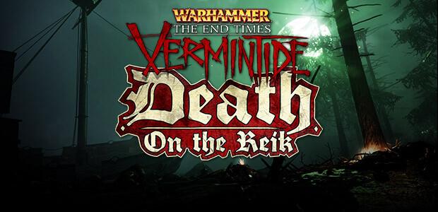 Warhammer: End Times - Vermintide Death on the Reik - Cover / Packshot