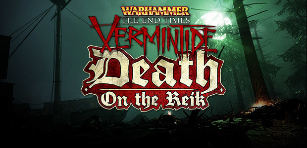 Warhammer: End Times - Vermintide Death on the Reik - Cover / Packshot