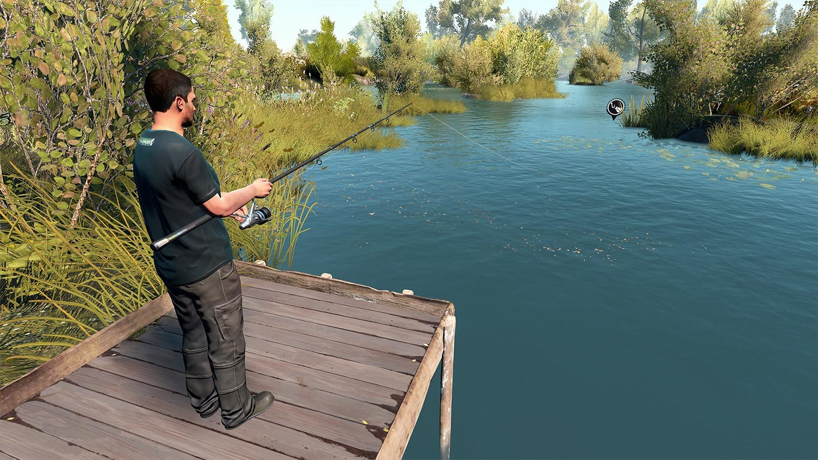Euro fishing steam cd key for pc buy now for Fish computer game