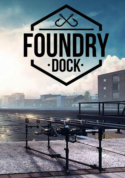 Euro Fishing: Foundry Dock - Packshot