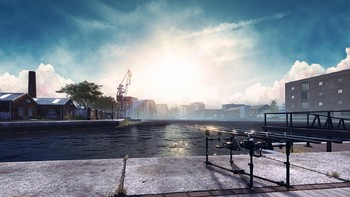Screenshot2 - Euro Fishing: Foundry Dock