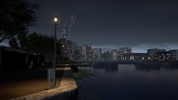 Screenshot4 - Euro Fishing: Foundry Dock